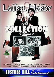 Laurel-And-Hardy-Collection-Vol-1-1919-DVD-Used-Very-Good-DVD