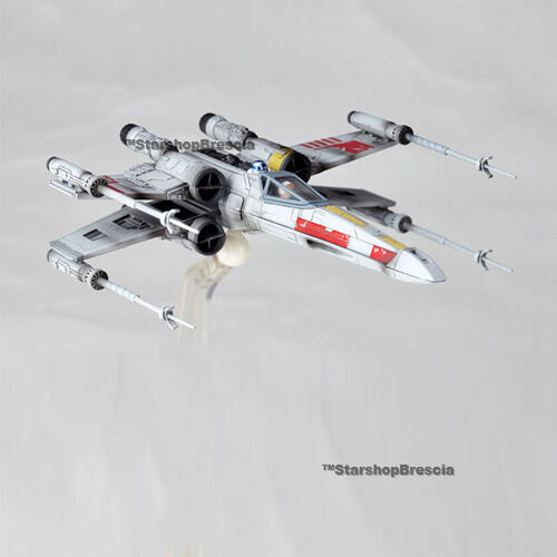 STAR WARS - Revoltech REVO No.006 X-Wing Starfighter  Kaiyodo  remise