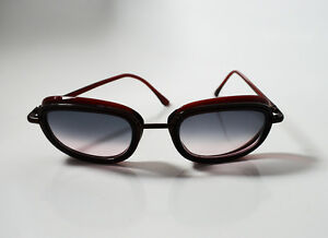 2d555654b0 La imagen se está cargando Vintage-Donna-Karan-DKS121-Unisex-Gafas-De-Sol-