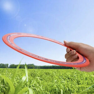 10-Inch-Sprint-Ring-Outdoor-Flying-Disc-Toy-Kid-039-s-Flying-Rings-Fly-Straight-Hot