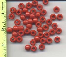 LEGO x 50 Red Technic Ball Joint with Through Axle Hole NEW