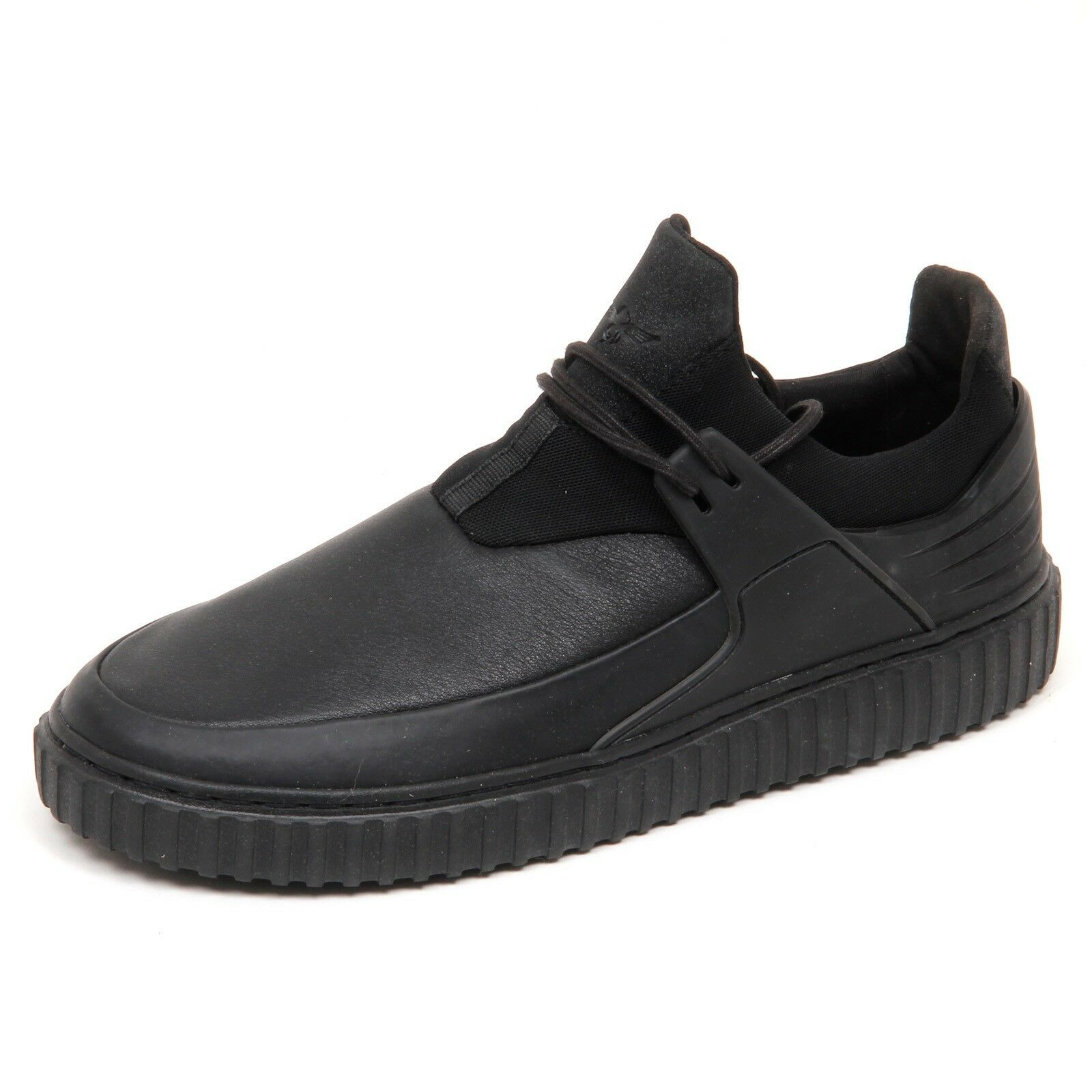 D4930 (without CREATIVE box) sneaker uomo black CREATIVE (without RECREATION shoe man 13b700