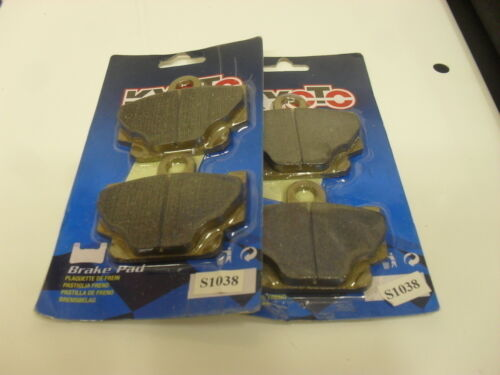 LC2 Brake Disc Pads Front Kyoto For Yamaha RD 350 YPVS 1983