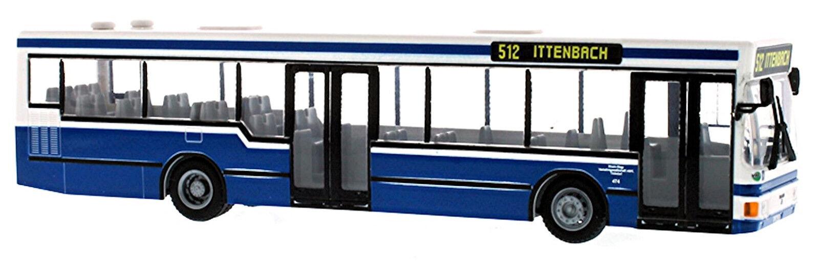 Man NL 202-2 RSVG Troisdorf City Bus 1 87 Rietze 75000