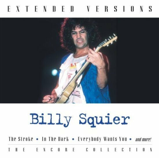 Squier, Billy - Extended Versions (live) CD NEU