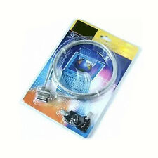 Security Key Lock Steel Cable Anti-theft Chain for Laptop Computer Notebook  ^^