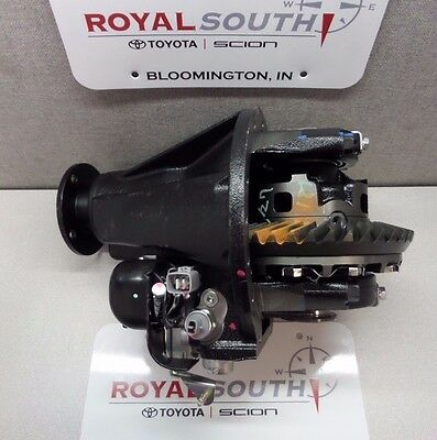 Toyota FJ Cruiser Early 2007 Rear Differential 41:11 3.727 ...