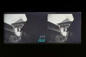 Lac Leman Suisse Foto Stereo Th3L4n21 Placca Da Lente Vintage 1932 Negativo