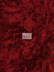 "CRUSH FLOCKING UPHOLSTERY VELOUR VELVET FABRIC Charcoal 56//57/"" WIDE BY YARD"
