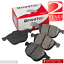 Ford Galaxy I 1.9 TDi MPV 89 Drivetec Front Brake Pads 288mm For Vented Discs