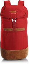 PUMA Suede Backpack, UA Red Team Regal Red 28.5cm x 52cm x 18cm