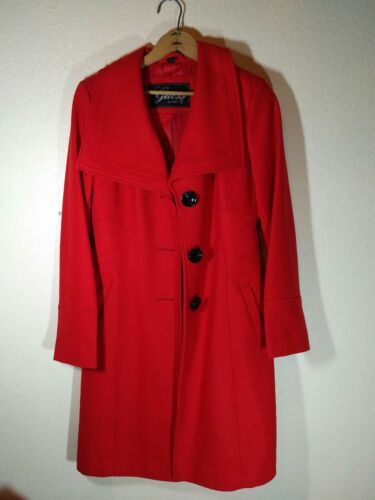 Sz Black Blend Jacket Wool Red Guess Small Buttons Ægte nwIxqR0tn
