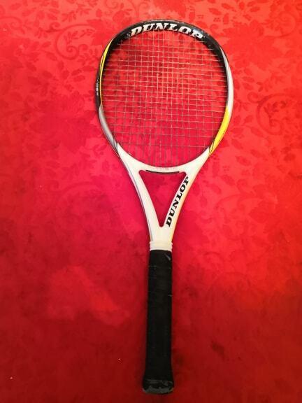 Dunlop Biomimetic S 5.0 Lite 100 head 8.53oz 4 3 8 grip Tennis Racquet