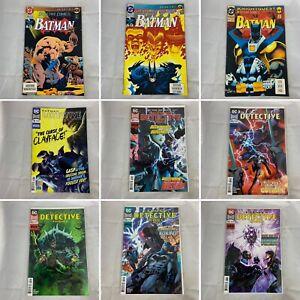 Lot-Of-9-Detective-Comics-659-661-667-983-987-Annual-1-2018-DC-Comics