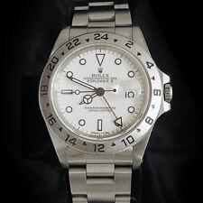 Rolex Explorer II 16570 Stainless Steel Automatic Men's Watch
