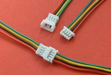 2 Pairs of Micro JST, 4 Pin Connectors