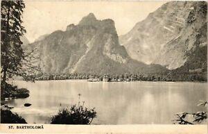 CPA-AK-Konigssee-St-Bartholoma-GERMANY-879297