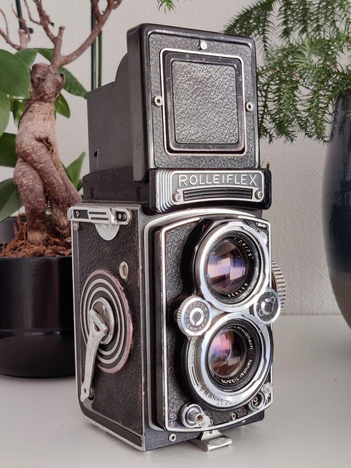 Rolleiflex, 3.5E