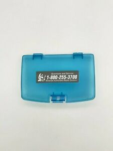 Ice Blue Battery Cover Game Boy Color for Nintendo GBC Replacement Door New