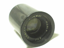 Vintage Coated Anastigmat f 3.5 4 Inch Lens projector replacement  optical part