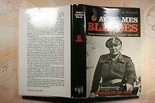 AVEC MES BLINDES (738SM) GENERAL STANISLAW MACZEK 1967 PRESSES DE LA CITE