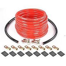Quickcar Battery Cable Wiring Kit 2 Gauge Top Post Mount Drag Car NHRA Rat Rod