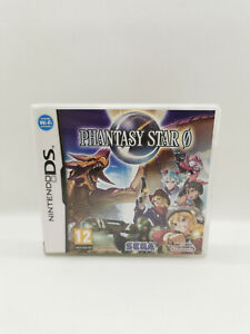 DS-Spiel-Phantasy-Star-Zero-0-Nintendo-DS-Ovp-amp-Anleitung-SEHR-GUT