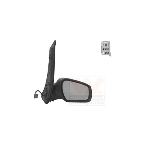 VAN WEZEL 1862808 rétroviseur extérieur droit pour Ford C-MAX FOCUS C-MAX