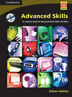 Advanced Skills Book and Audio CD Pack by Simon Haines (Mixed media product, 2006)