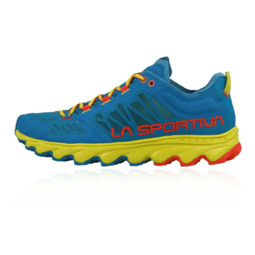 Blue La Sportiva Womens Helios III Trail Running Shoes Trainers Sneakers