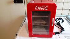 Mini Frigo Coca Cola 12 et 220 volts jamais utilisé.