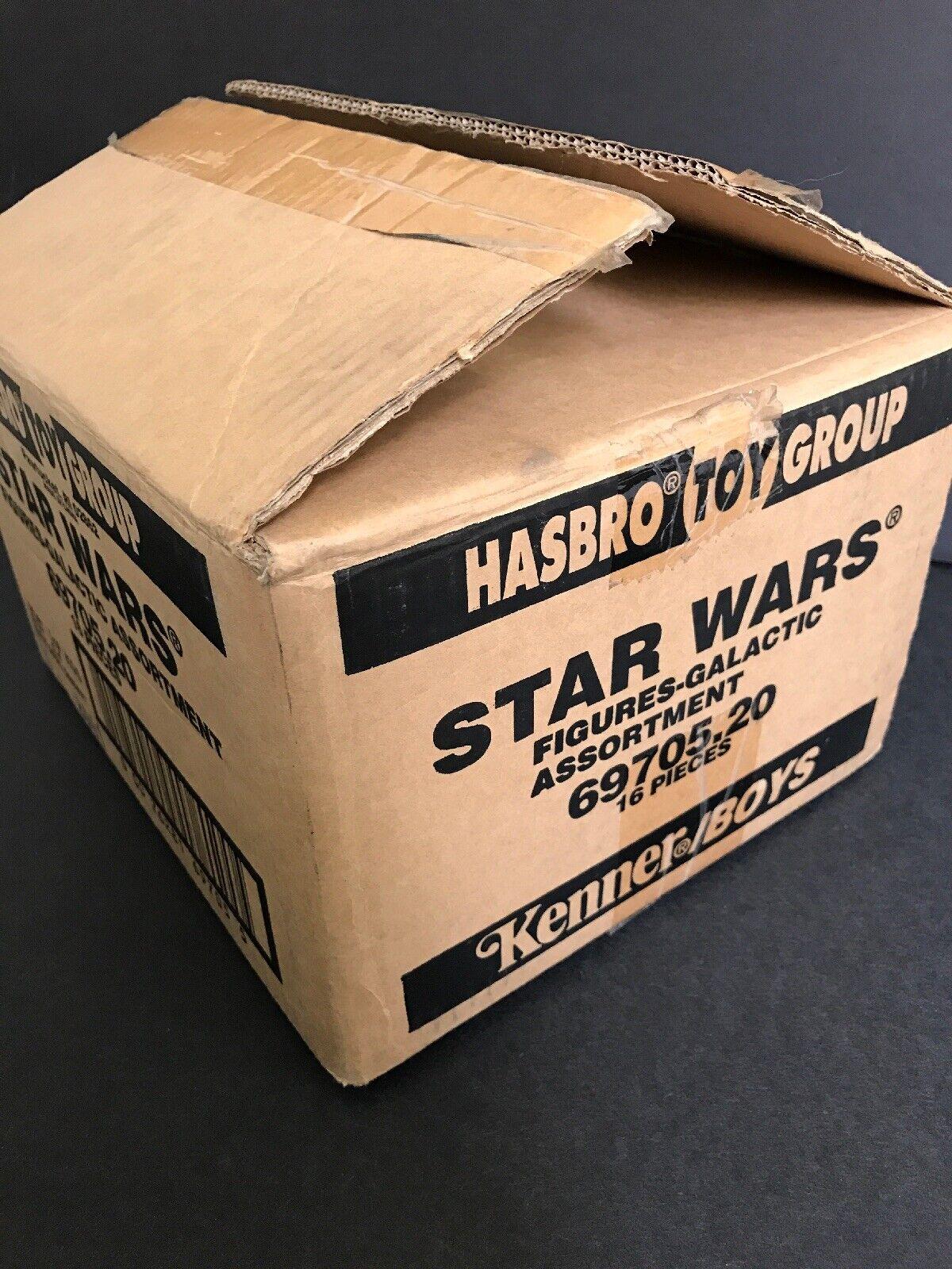 Kenner Star Wars El poder de la fuerza Potf caso 69705.20  Envío Gratis