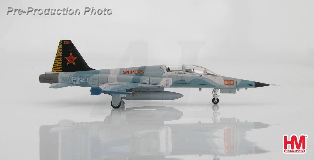 Hobby Master HA3324, Northrop F-5F Tiger II, 761586,  25th Anniversary VMFT-401