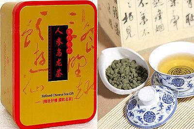 10XChina Ginseng Oolong Tea Bags Green Healthy Slim Drinking Green Tea As Gift