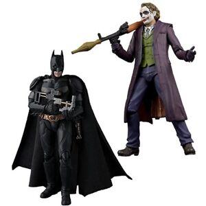 Batman-The-Joker-Action-Film-Figur-Dark-Knight-DC-Heath-Ledger-Sammler-Figuren