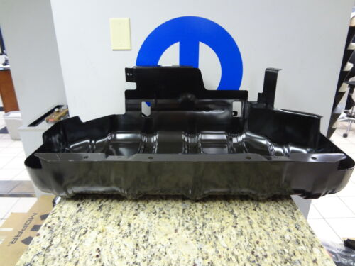 97-06 Jeep Wrangler TJ Fuel Gas Tank Skid Plate Cover Protection New OEM Mopar