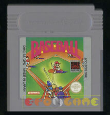 BASEBALL Gameboy Game Boy Versione Europea ••••• SOLO CARTUCCIA