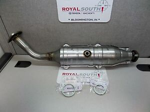 Image Is Loading Toyota Tundra V8 2uzfe Bank 2 Catalytic Converter