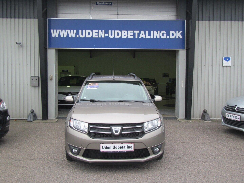 Dacia Logan 1,5 dCi 90 Laureate MCV 5d - 69.900 kr.