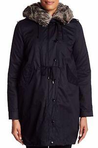 Walter-Baker-Alyssa-Faux-Fur-Hooded-Jacket-MSRP-398