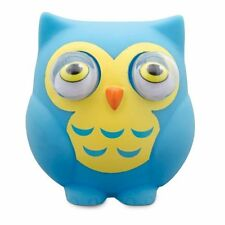 IPOP OWL Squeeze Toy Eyes Bug Out Stress Relief Ball Fidget pete bob panic