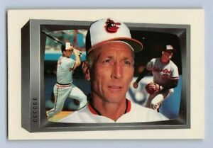 Details About 1989 Cal Ripken Sr Family Bowman Tiffany Rookie Baseball Card 260 Orioles