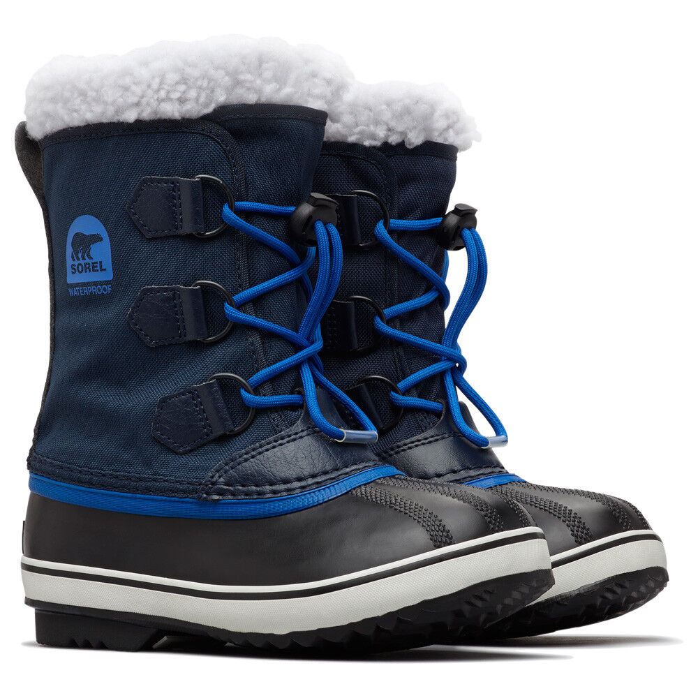Sorel Yoot Pac Nylon Kids Kinder Winterstiefel