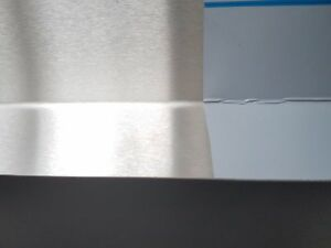Edelstahl Abdeckung Küche Arbeitsplatte 1,5mm Küche HACCP ...