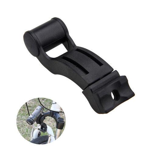 Stable Bike Light Front Fork Fixed Holder Head Lamp Bracket Extension Holder Hot