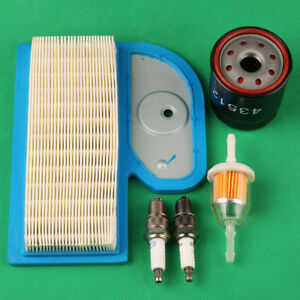 Air-Filter-Tune-Up-Kit-For-JOHN-DEERE-LT180-LX277-LX280-LX280AWS-Lawn-Tractor
