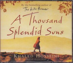 A-Thousand-Splendid-Suns-Khaled-Hosseini-5CD-Audio-Book-Abridged-FASTPOST