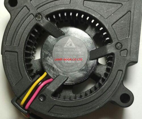 NEW ORIGINAL BUB0512HD 12V 0.18A FAN FOR BENQ PROJECTOR