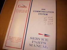 Cessna ARC RT-831A, RTA-831A, C-831A & C-831S 800 Com Service Manual