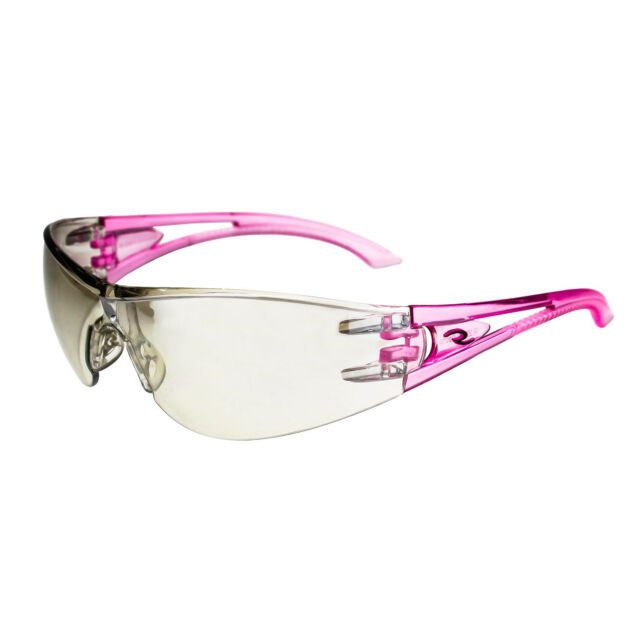 0fc87be3393 Radians Optima Indoor Outdoor Lens Pink Womens Safety Glasses ...